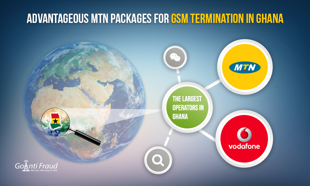 Advantageous MTN Packages for GSM Termination in Ghana