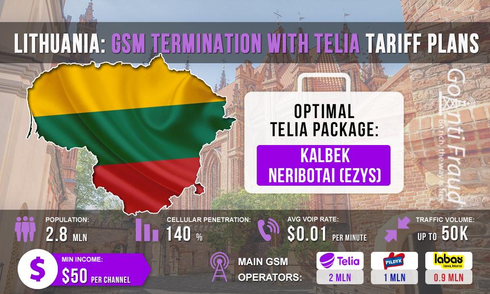 standard gateway telia